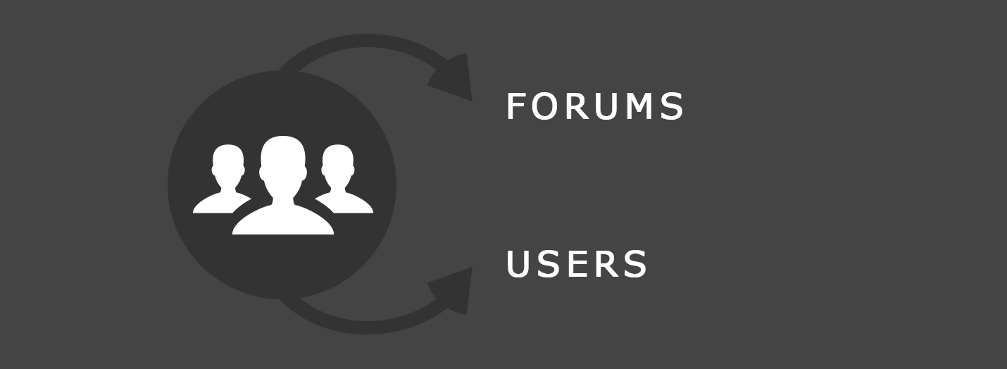 Community: Users & Forums