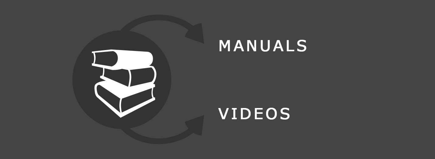 Resources: Manuals & Videos
