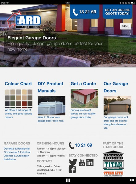 ARD Garage Doors