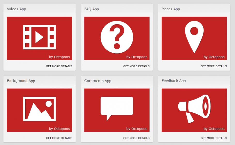 Pre-built, Ready-to-go SEBLOD Apps