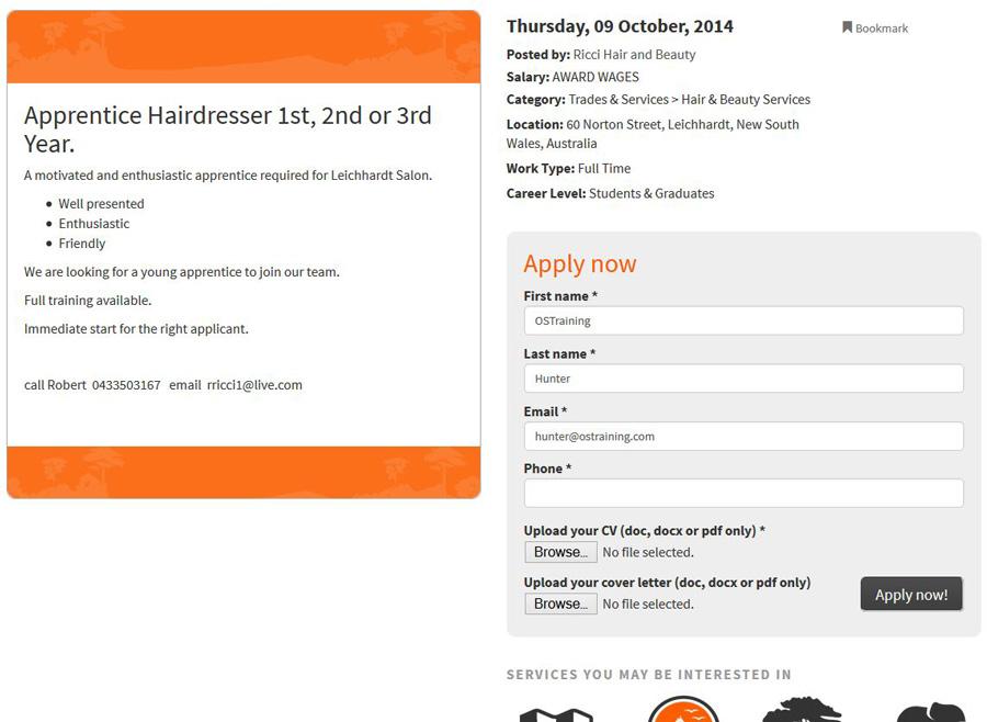 job jungle job search engine