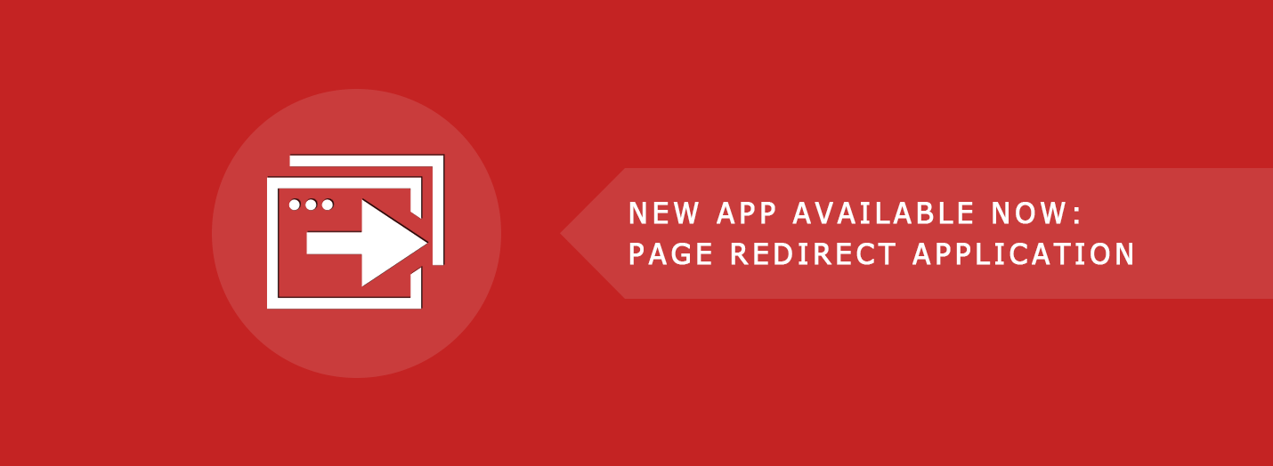 New App: Redirect