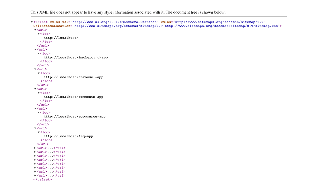 create and display html or xml sitemaps a href resources