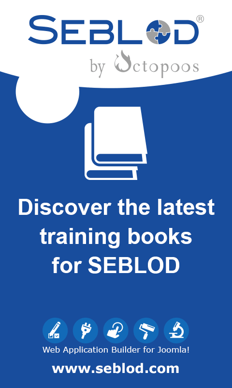 Get a Book for SEBLOD